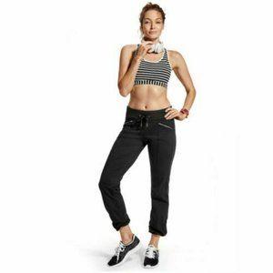 Athleta Metro Slouch Pant, Black Size XS